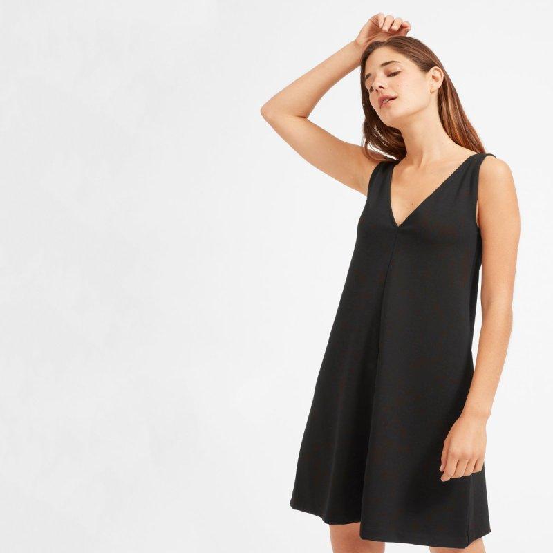 Large Of Deep V Neck Dress