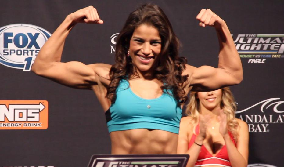 Julianna Pena ufc fit