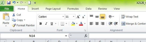 Excel 11b