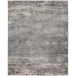 Small Crop Of Gray Area Rug