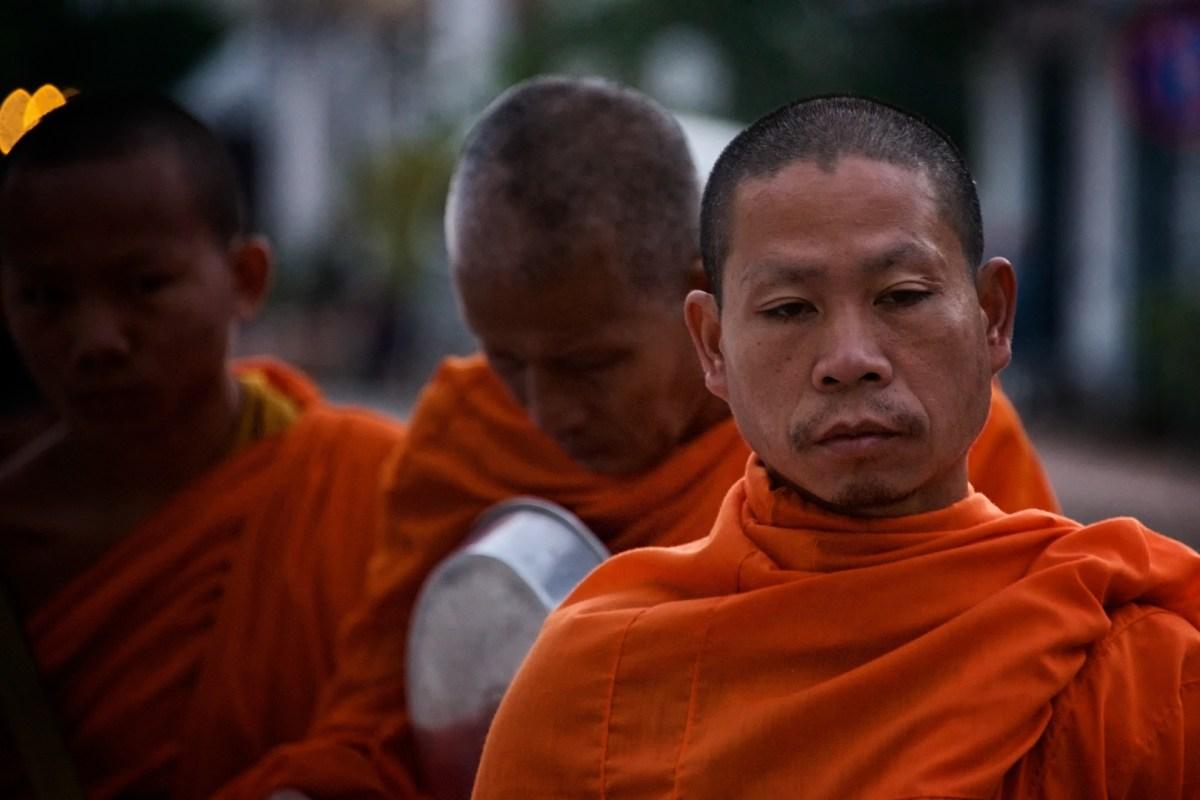 Le Grande Tour, Days 4-6: Questioning Luang Prabang