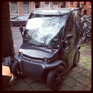 Микромашинки, Амстердам 2012