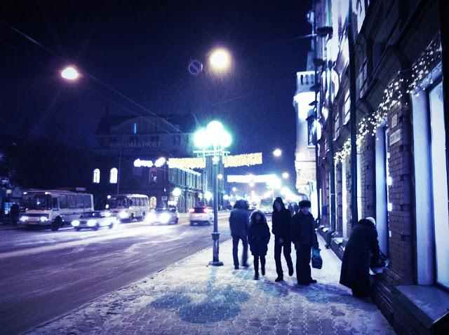 Главный проспект, Достопримечательности Томска