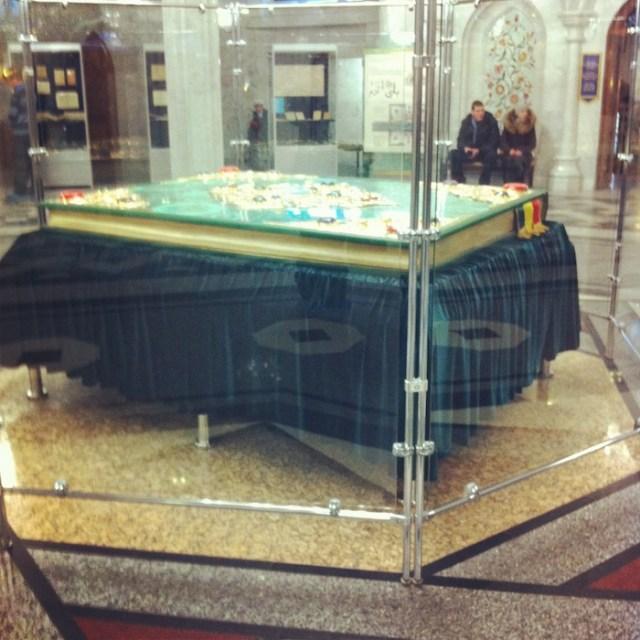 Самый большой Коран в мире, Казань 2012