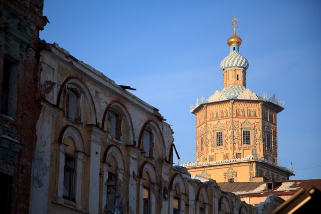 Казань ветхая