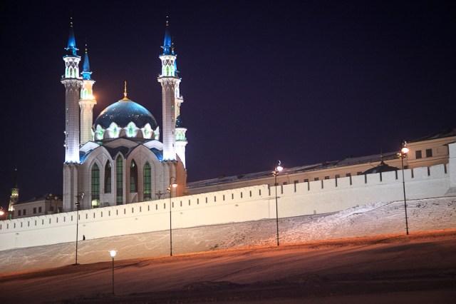 Мечеть Кул-Шариф, Казань 2012
