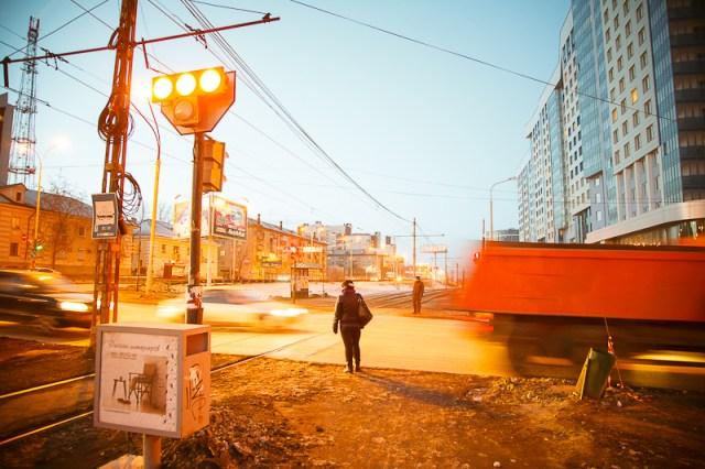 Желтый свет, Афонин Дмитрий, 2012