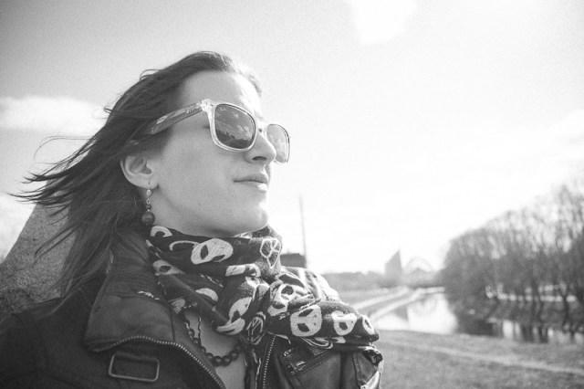 Портрет жены, Дмитрий Афонин, 2012