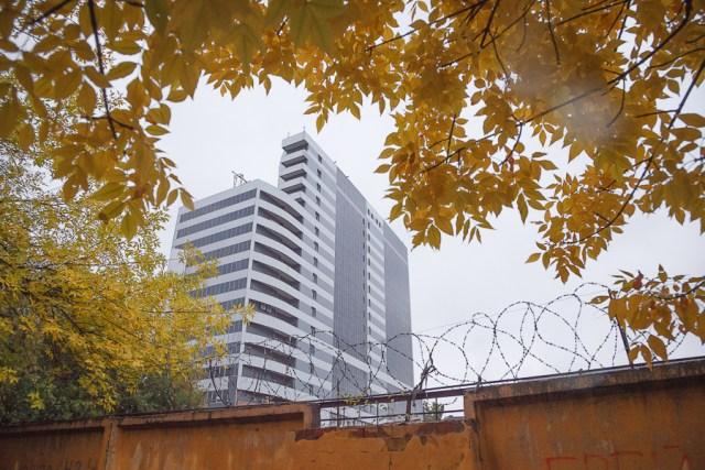 Осень в Екатеринбурге