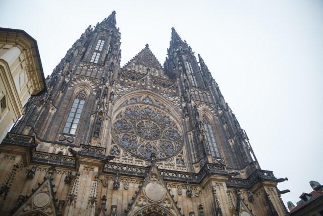 Собор Святого Витта, Прага, 2012