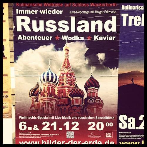 Привет из России, Дрезден, 2012
