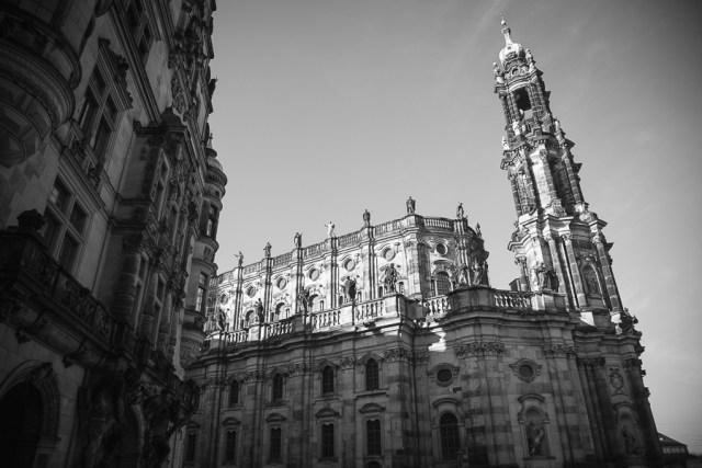 Архитектура, Дрезден, 2012