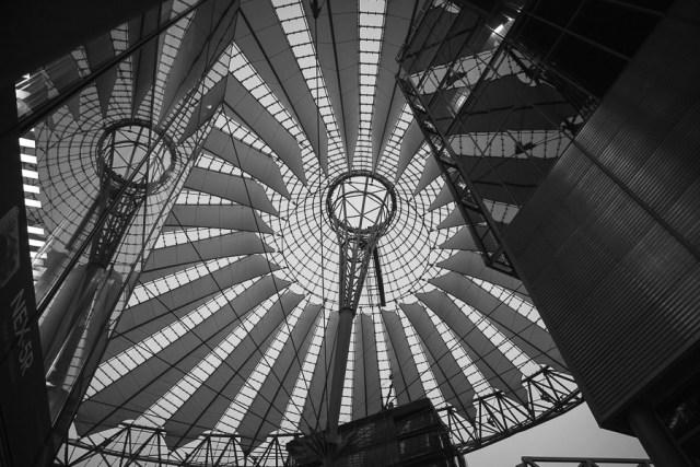 Сони Центр, Берлин, 2012