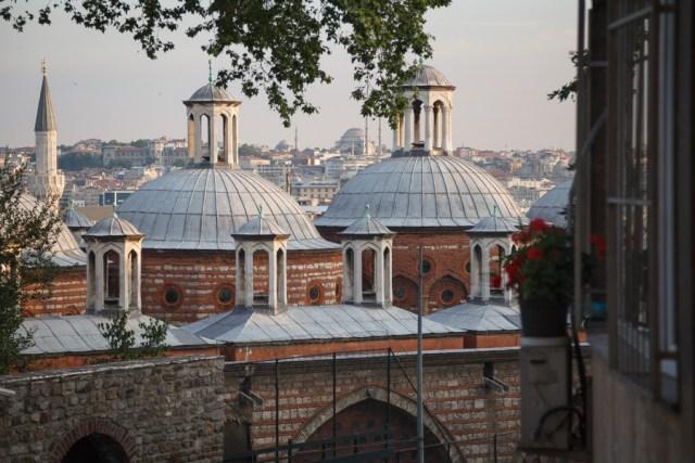 Красоты северного берега, Стамбул