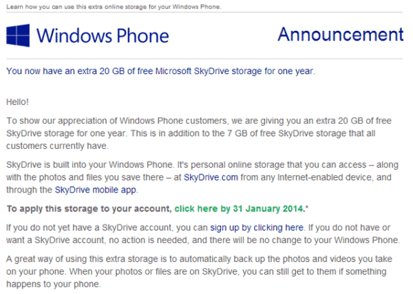 skydrivemail