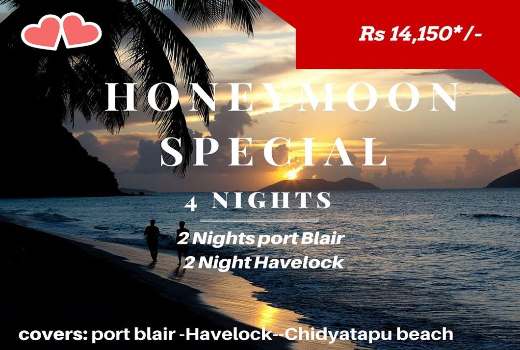 Honeymoon Special – 4N 5D