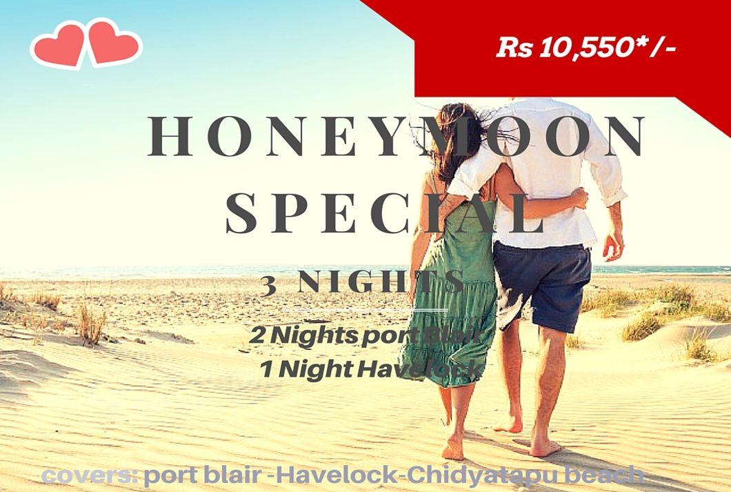 Honeymoon Special – 3N 4D