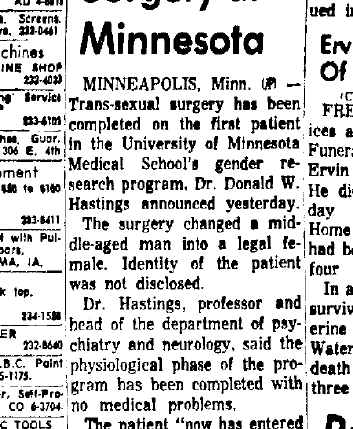 Waterloo Daily Courier, January 8, 1967, Page 55