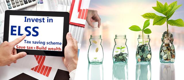 ELSS - equity linked saving scheme