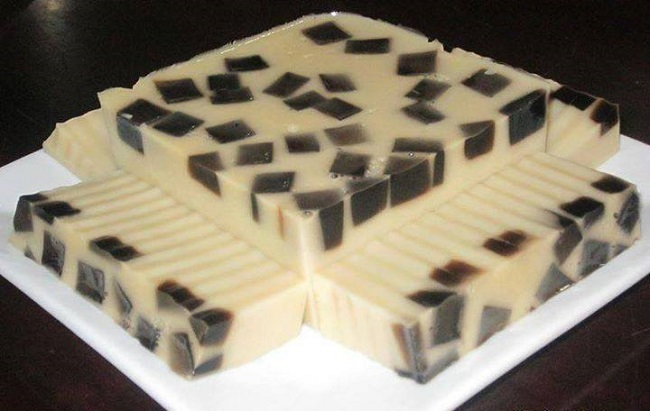 Puding Black Pearl