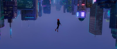 Spider-Man: Into the Spider-Verse Wallpaper [3129x1760] : wallpapers