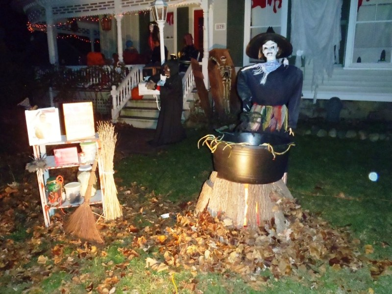 Large Of Outdoor Halloween Decorations