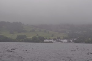 Lake Windermere on an overcast day