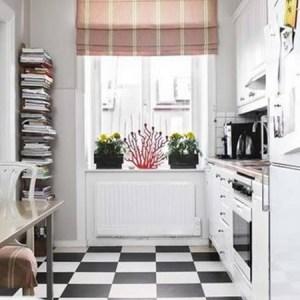 Küçük Mutfak Tasarımları (19)