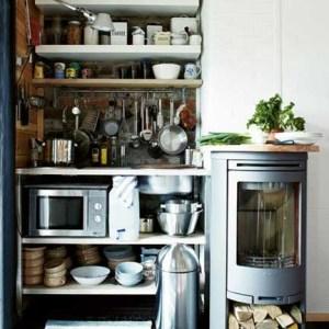 Küçük Mutfak Tasarımları (2)