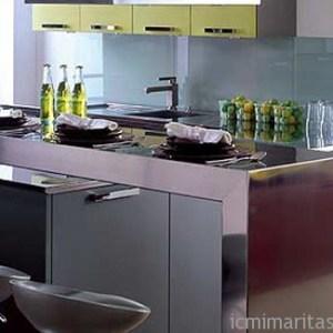Küçük Mutfak Tasarımları (28)