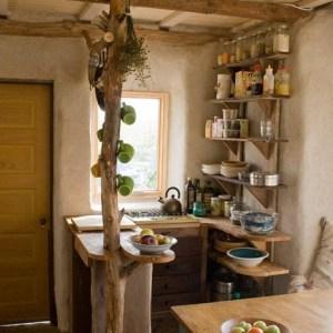 Küçük Mutfak Tasarımları (4)