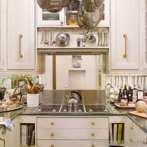 Küçük Mutfak Tasarımları (8)
