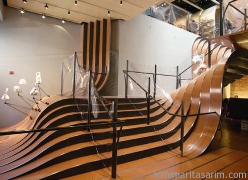 İlginç Merdiven Tasarımları (6)