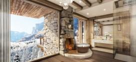 İsviçre de Çok Özel Bir Yaşam Alanı
