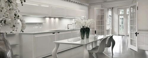Avrupa'nın Ultra Lüx Mutfak Tasarımları
