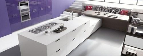 Minimalist Mutfak Tasarımları