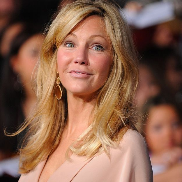 Heather Locklear   la star de Melrose Place intern    e en psychiatrie         Heather Locklear   la star de Melrose Place intern    e en psychiatrie