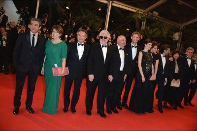 Pluie de stars sur les marches de Cannes