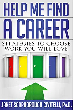 Help Me Find A Career eBook