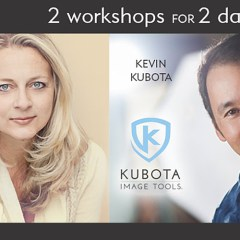 Two Workshops for Two Days with Two Pros