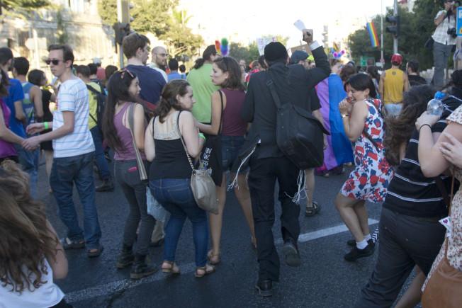 Man Attacks Gay Pride Parade Jerusalem