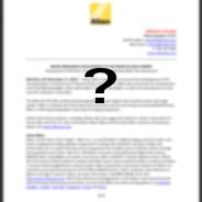 Press Release: Nikon Announces Development of the Nikon D5
