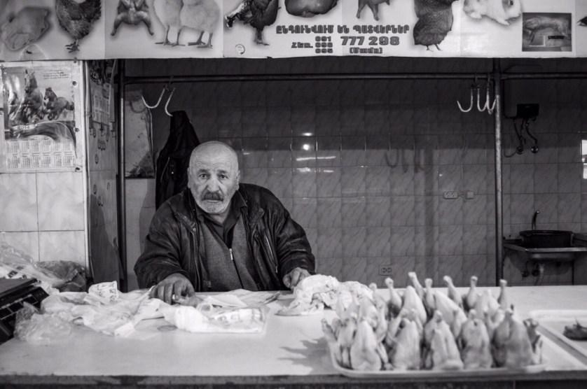 Market, Yerevan/ © Andras Zoltai