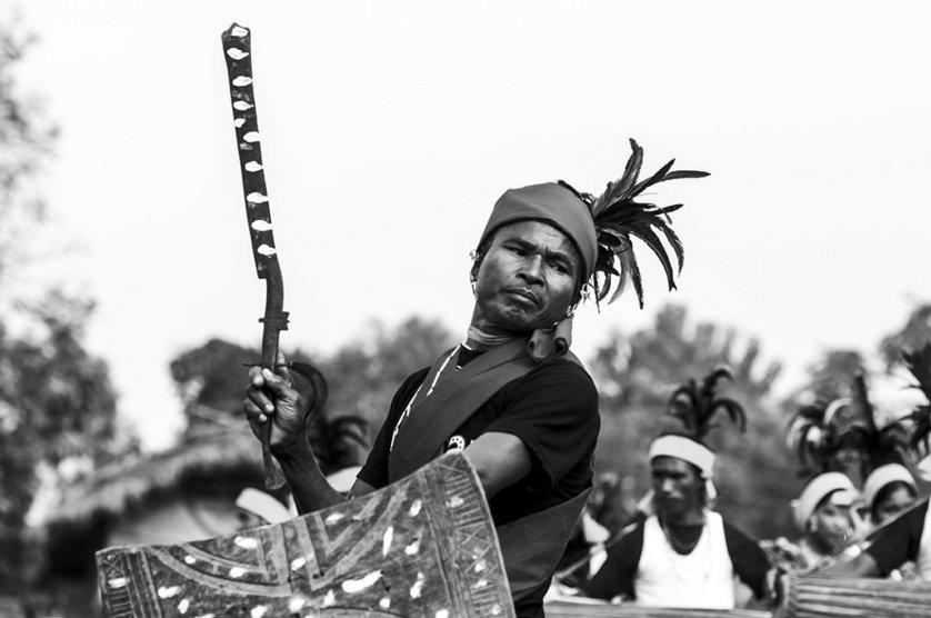 Wangala / © Timour Claquin Chambugong - EyeTime 2015 Finalist - Emerging Talent