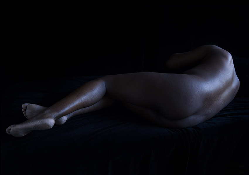 "NSFW: Carla van de Puttelaar's ""The Rembrandt Series"" is a Beautiful Homage to Dutch Old Masters"