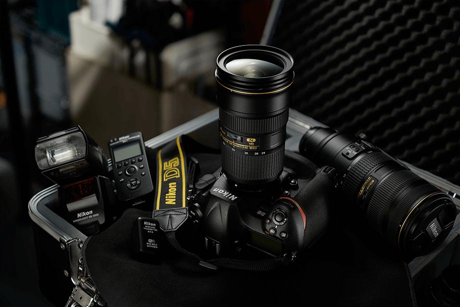 Major Nikon D5 Firmware Update Announced