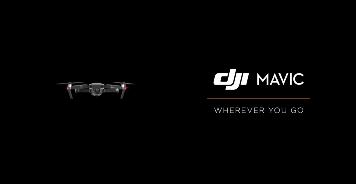 "Unofficial Video Shows off DJI ""MAVIC,"" Which Competes Directly with GoPro's new Karma"