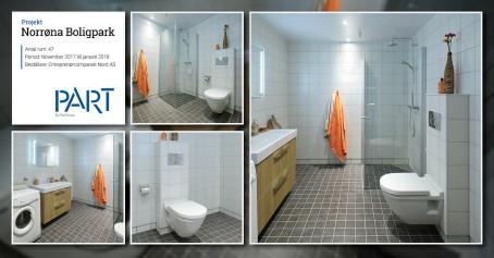 Referensrum Norrøna Boligpark – 1 av 47 rum