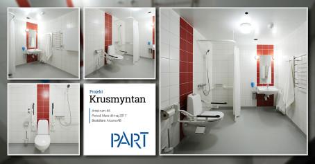 Referensrum Krusmyntan – 1 av 65 rum