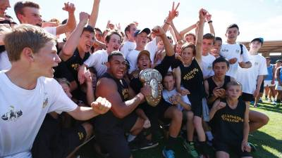 Wellington College clinch McEvedy Shield | Stuff.co.nz